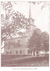 Brewster Baptist in 1860