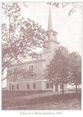 Brewster Baptist in 1860