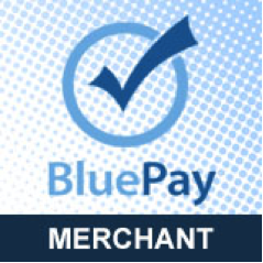 Bluepay merchant logo